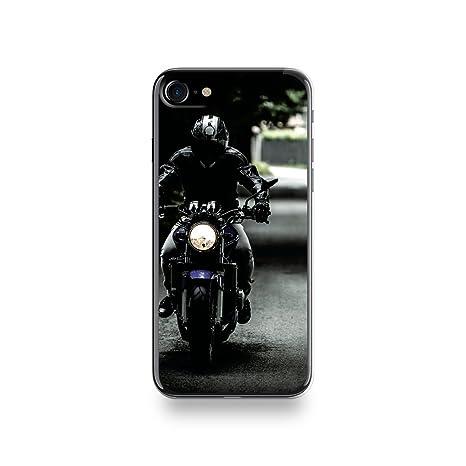 coque moto iphone 8