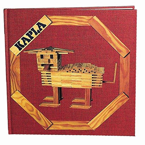 - Kapla Art Book of Building Designed for Beginners Volume 1