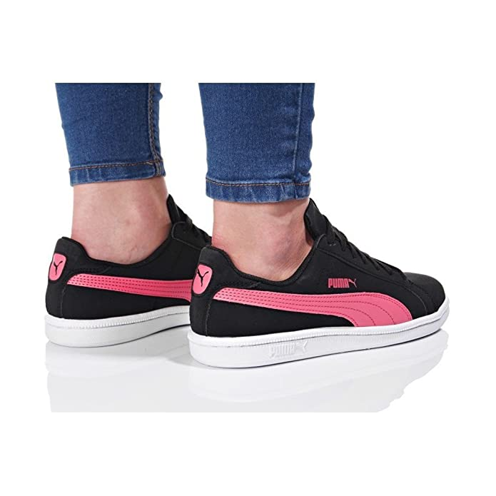 Puma Smash Buck nrRSE Girl Chaussures Mode Ville Noir