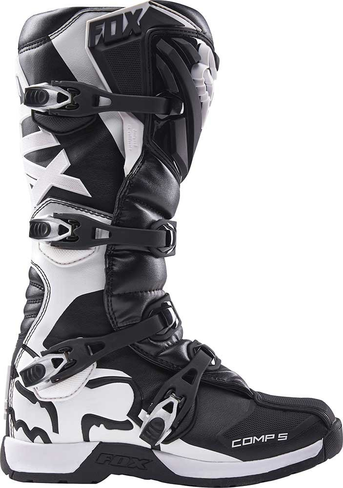 2018 Fox Racing Comp 5 Boots-Black-10