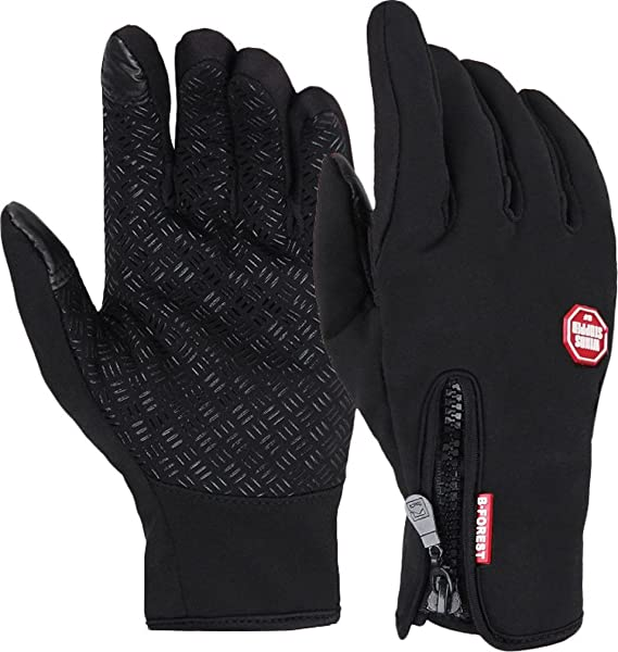 DREAMY Winter Outdoor Windproof Cycling Glove Touchscreen Gloves for Smart Phone