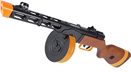 amazon com evike s t ppsh 41 wwii electric blowback airsoft aeg