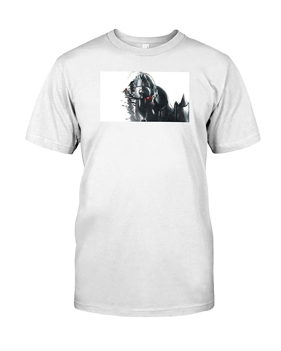 Unisex T-Shirt RetroArtDecor Full Metal Alchemist