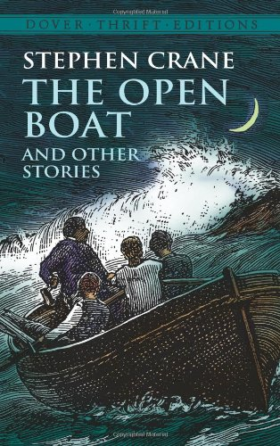 book cover of The Open Boat