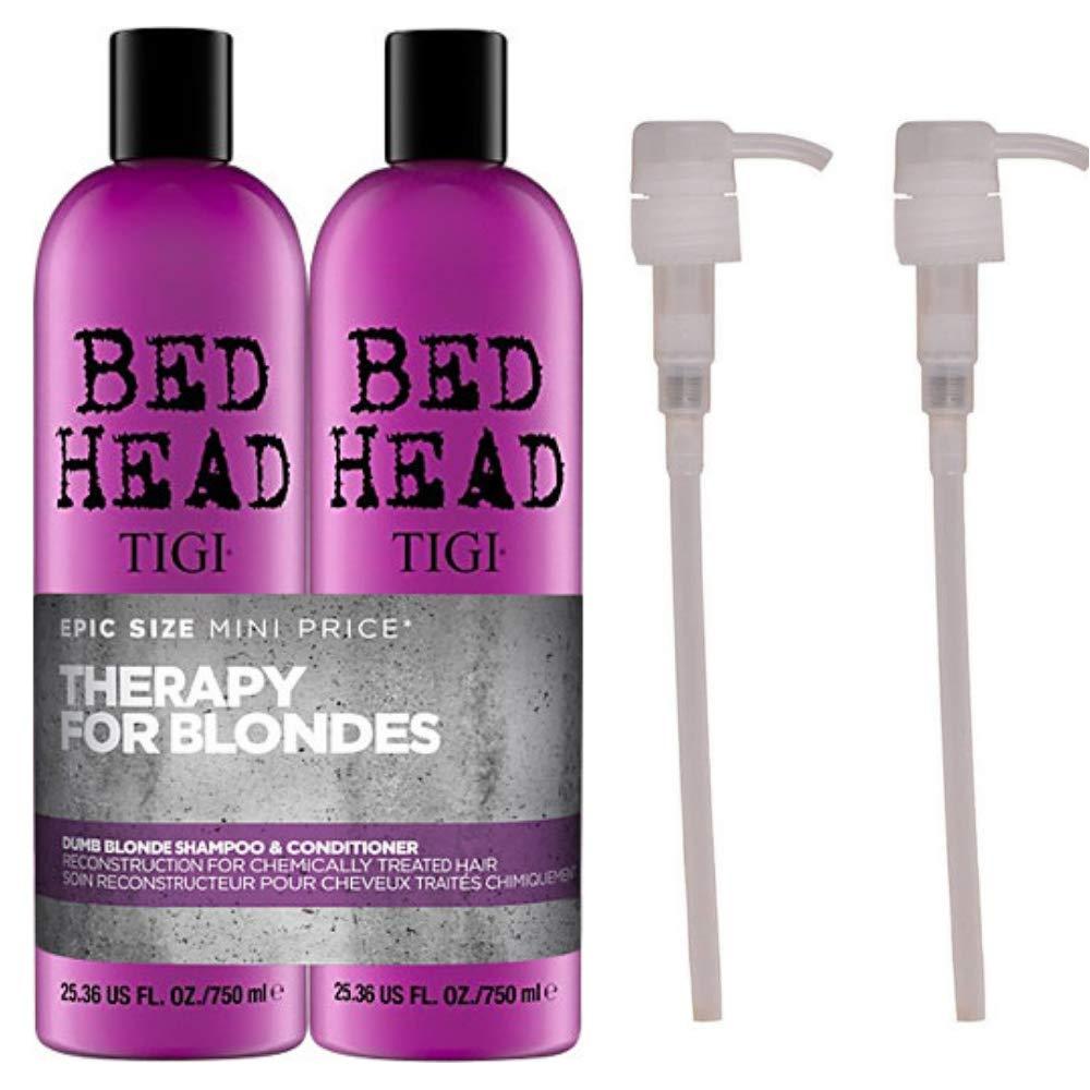 Dumb Blonde Duo/Tween Set Shampoo & Conditioner Plus Pumps