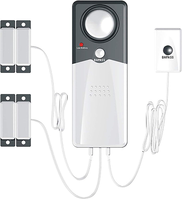 Techko Ultra Slim Safe Pool Alarm