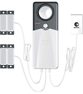 Amazon.com: Techko S187D Safe Pool Alarm: Home Improvement