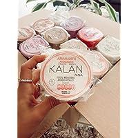 KALAN obleas (11 paq y cada paquete 50 obleas,incluye todos los sabores,cada paquete es de 60 gramos)