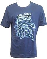 Marvel Comics Captain America Men's T-Shirt