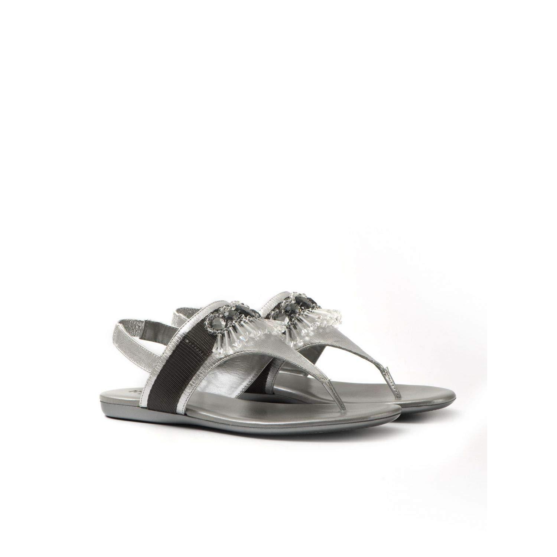 Hogan - Thong Thong Thong Sandals with TRASPARENT Accessories - HXW1330X790G6SB200  Bis zu 60% Rabatt