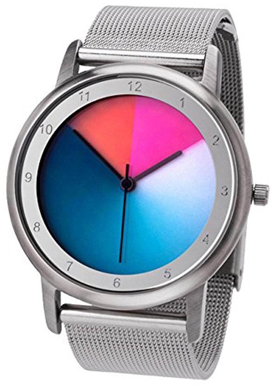 レインボーウォッチ 腕時計 デザイナーズウォッチ アバンギャルディアシリーズ クラッシック AV45SsM-MBS-cl (並行輸入品) B00P1ZD4RK
