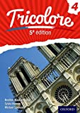 img - for Tricolore 5e edition Student Book 4 (OP SECONDARY COURSES) book / textbook / text book