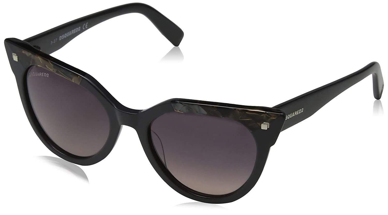 Sunglasses DSquared2 DQ 0277 Eva 20B grey//other//gradient smoke