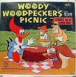 MEL BLANC WOODY WOODPECKER'S PICNIC vinyl record