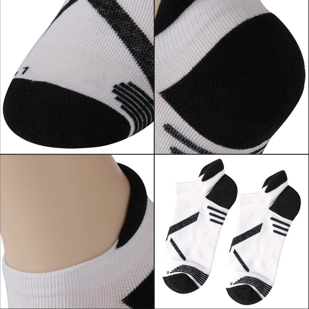 Hommes /& femmes 1 paire Thorlos tennis crew chaussettes épais coussin