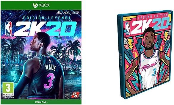 NBA 2K20: 450,000 VC | Xbox One - Código de descarga: Amazon.es ...