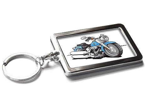 NUOVO Portachiavi per HARLEY DAVIDSON auto moto keyring OR