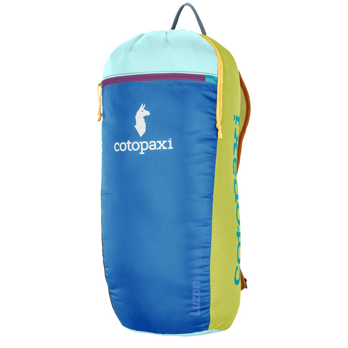 aaf5f98299 Cotopaxi Luzon 18L Durable Lightweight Nylon Hiking Packable Daypack  Backpack  Amazon.in  Sports