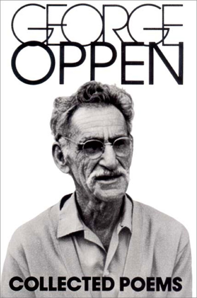 The Collected Poems of George Oppen, Oppen, George