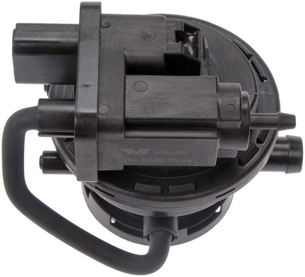APDTY 113760 Fuel Vapor LDP Leak Detection Pump Fits 1998-2002 Jeep Wrangler (Replaces 4891413AC) by APDTY (Image #3)