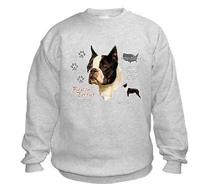 2d6d52c46d0 Amazon.com  Boston Terrier Sweatshirt  Clothing