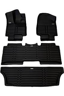 Honda All Season Floor Mats for 08P13-TK8-110 Black
