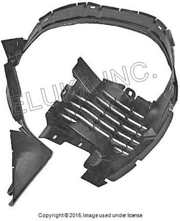 Bapmic 2105409008 Front Left ABS Wheel Speed Sensor for Mercedes Benz E300 E320 E420 E430 E55 AMG