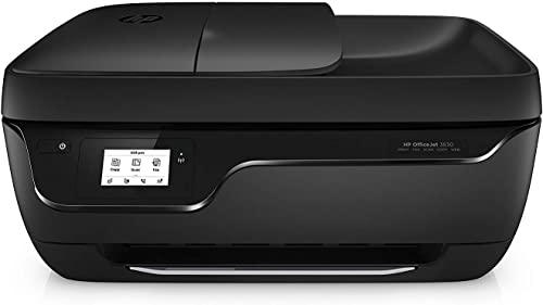 HP OfficeJet 3830 All-in-One Wireless Printer, HP Instant Ink, Works with Alexa K7V40A