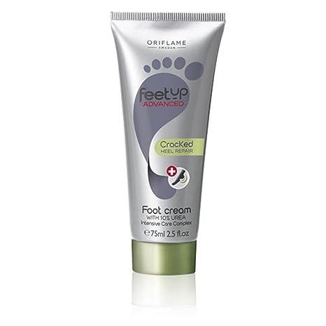 oriflame foot cream