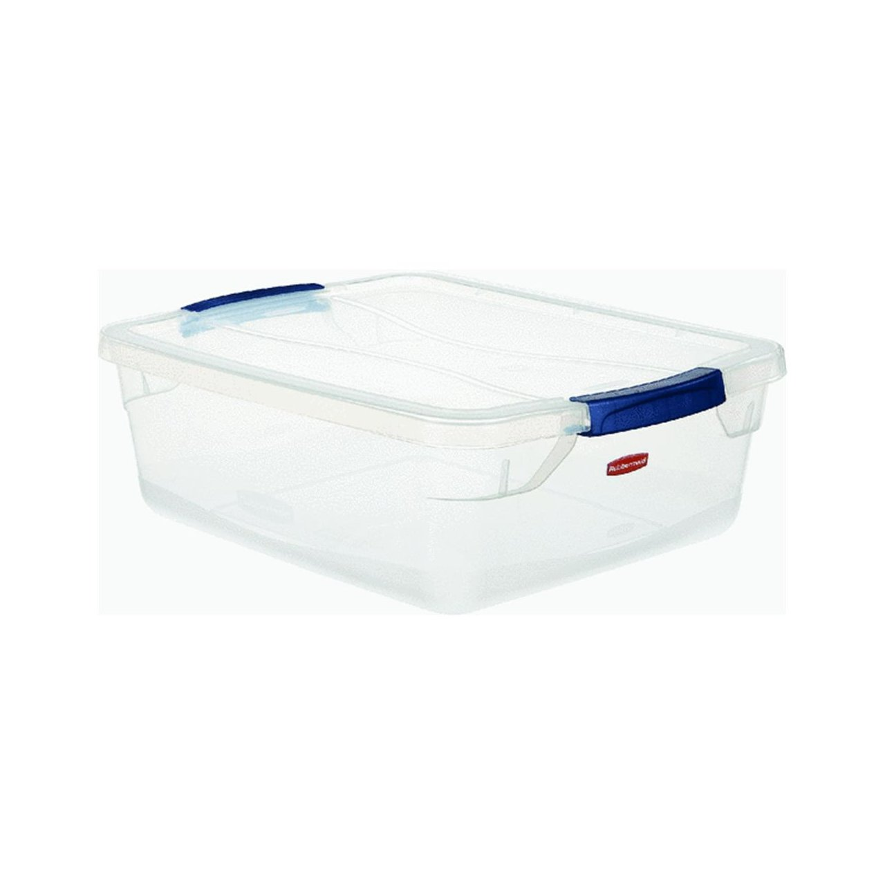 Newell Rubbermaid Home 15Qt Clear Zone Latches 3Q2200CLMCB