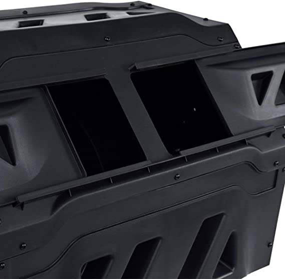 Amazon.com: goplus Compost Tumbler 42-gallon individual ...