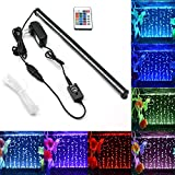 KAPATA Fish Tank Lights RGB Color Changing Underwater Lighting for All Water Fish Tank 88cm/35inch