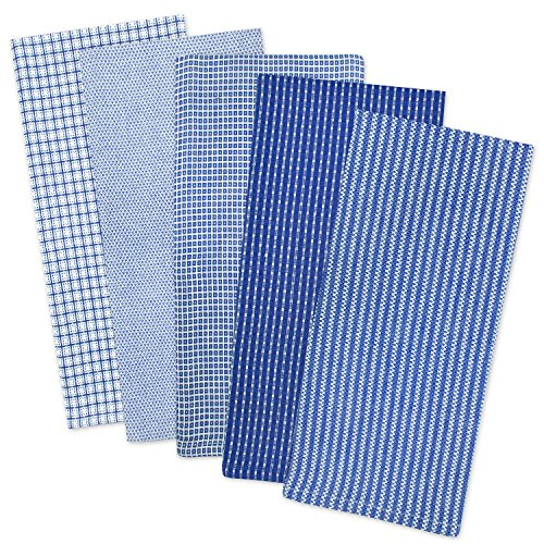 (DII Cotton Oversized Dish Towels Kitchen Gift, 20x 30