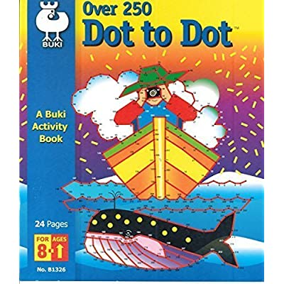 John N. Hansen +250 Dot to Dot: Toys & Games