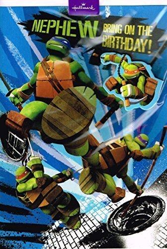 Amazon Teenage Mutant Ninja Turtles Nephew Bring On The
