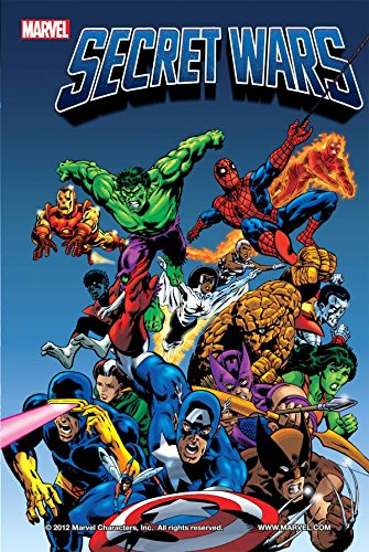 Marvel Super Heroes Secret Wars (Marvel Super Heroes Secret Wars (1984-1985))