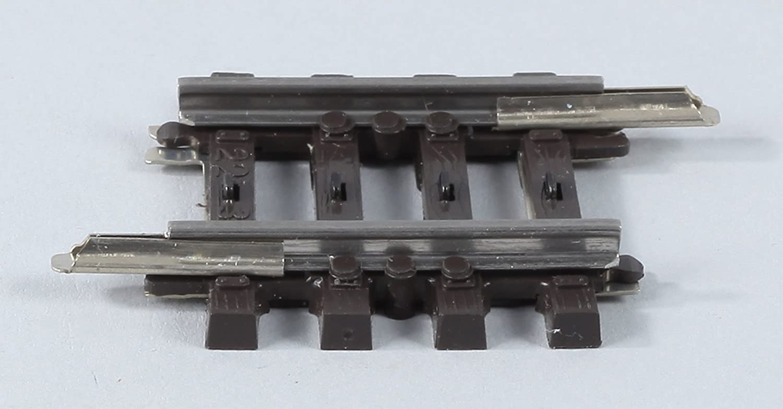 Gleis geb r424,6mm 3° NEU K Märklin 2235 H0