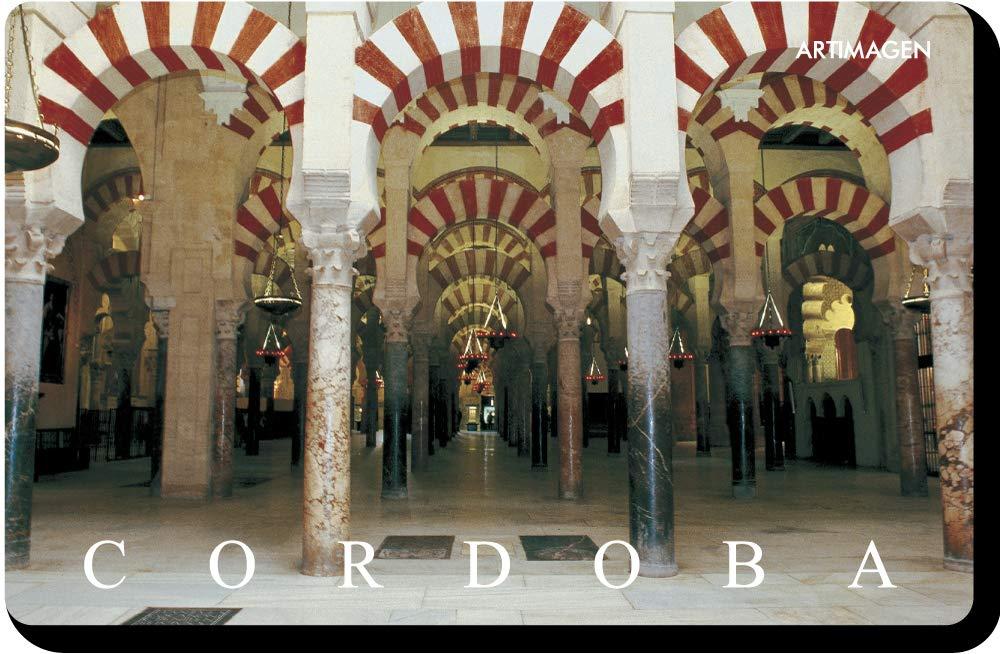Artimagen Im/án Mezquita C/órdoba 70x45 mm.