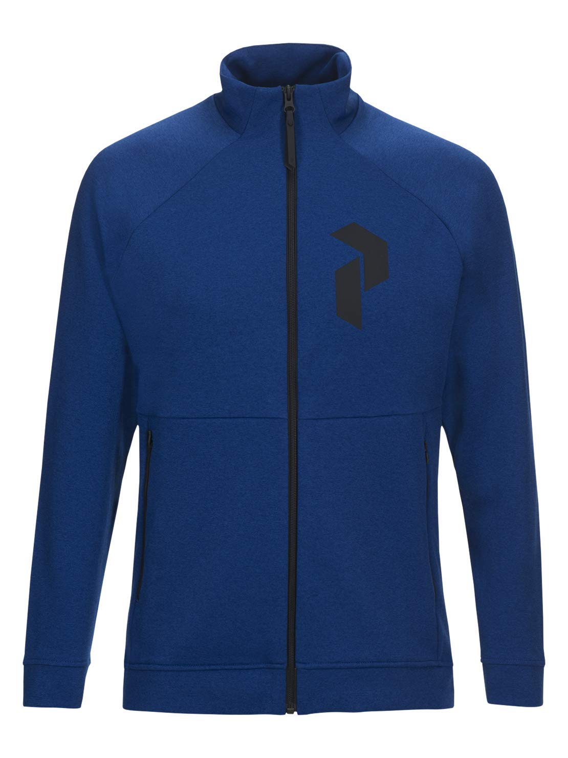 Peak Performance Pulse Zip Island Blau