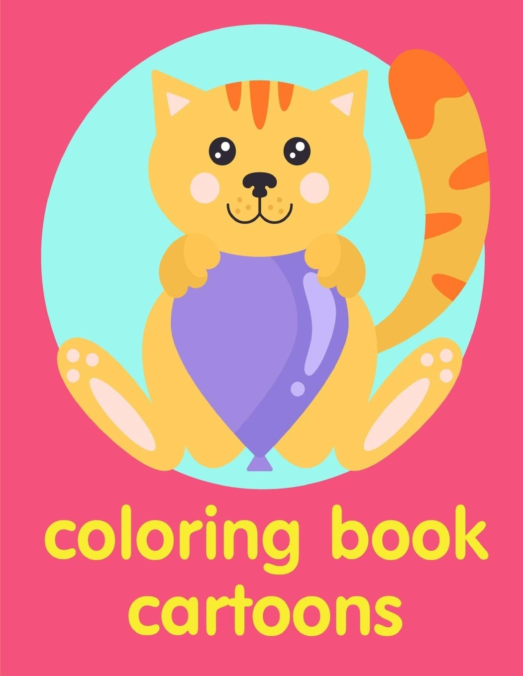 Amazon Com Coloring Book Cartoons A Cute Animals Coloring Pages