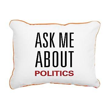 Amazon.com: CafePress – 2-askpolitics.PNG – 12
