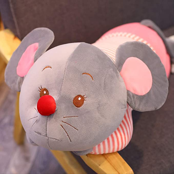 Z_L Peluche para bebé Juguete de Peluche Ratón muñeca Linda ...