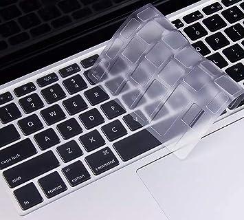 Thin Clear TPU Keyboard Cover Skin Protector for Macbook Pro 13 15 Retina CA