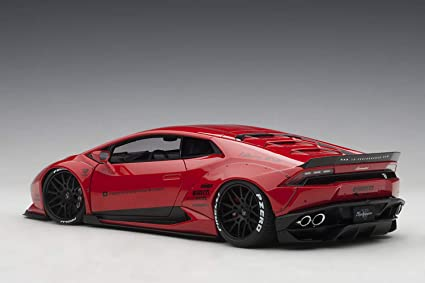 AUTOart 79123 LIBERTY WALK LB WORKS LAMBORGHINI HURACAN 1//18 MODEL CAR RED