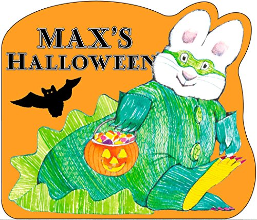 Max's Halloween (Max and Ruby) -