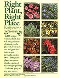 Right Plant, Right Place, Nicola Ferguson, 0671523961