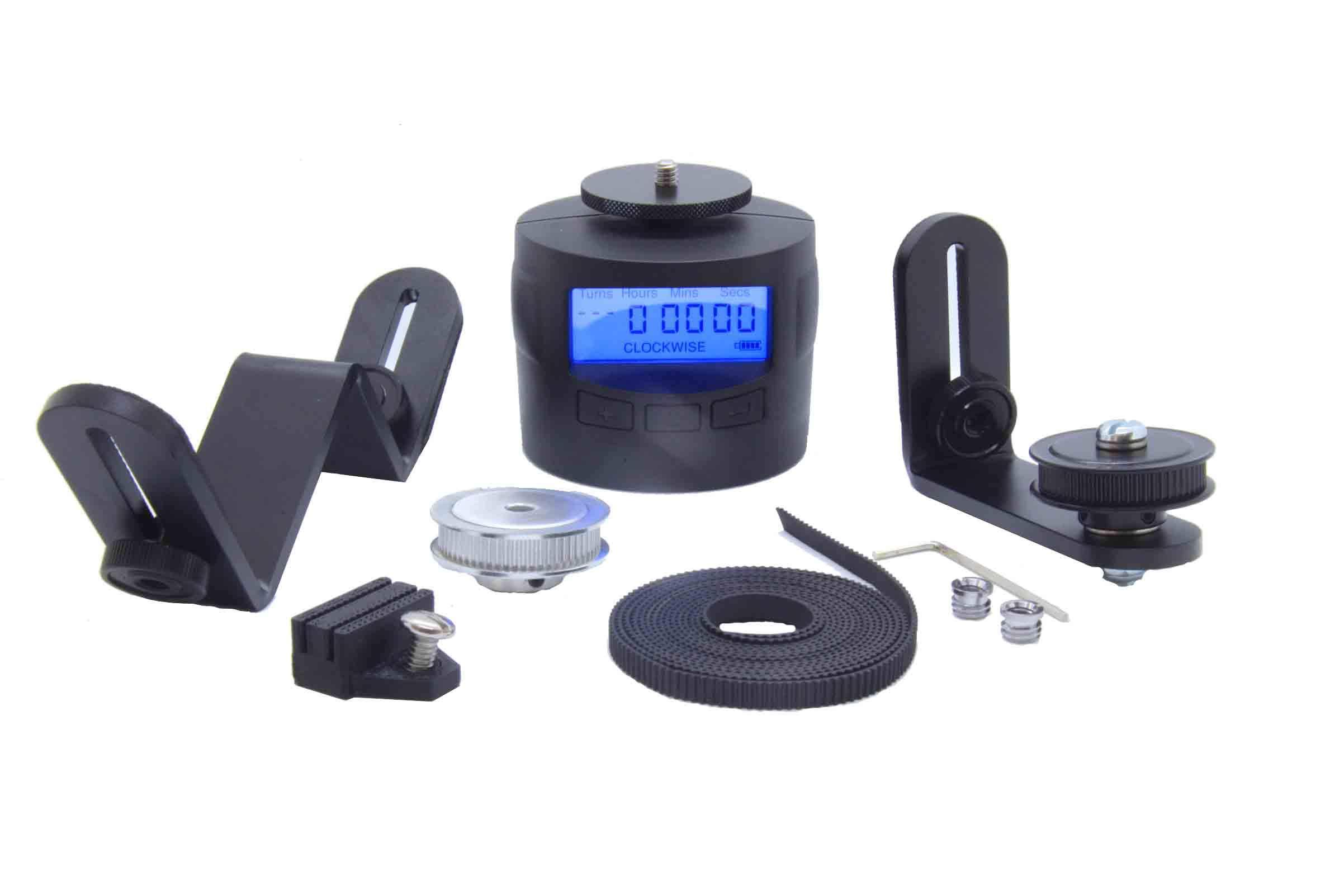 TurnsPro : Slider Edition Plus Motorised Slider Adaptor Kit by Turnspro