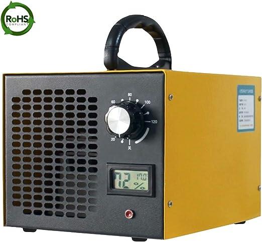 5.000mg/h Generador de Portátil del Ozono, Comercial Purificador ...