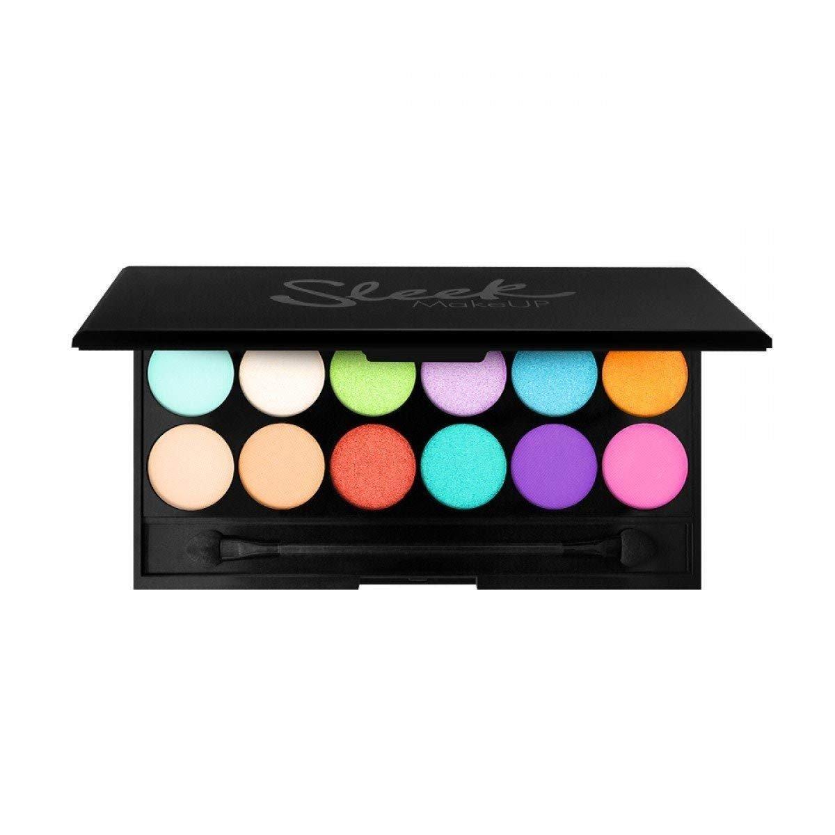 Sleek i-Divine Snapshots Palette Mineral based Eye Shadow Palette