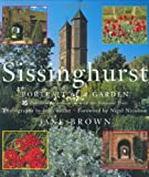 Sissinghurst: Portrait of a Garden by Jane Brown front cover